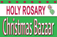 Christmas Bazaar at Holy Rosary - Home